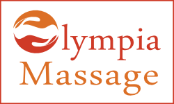 Olympia Massage Logo