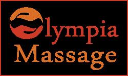 Olympia Massage Logo